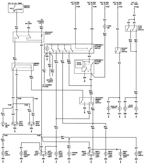 1979 Vw Wiring Harnes by 1979 Vw Beetle Color Coded Wireing Diagram Replacing