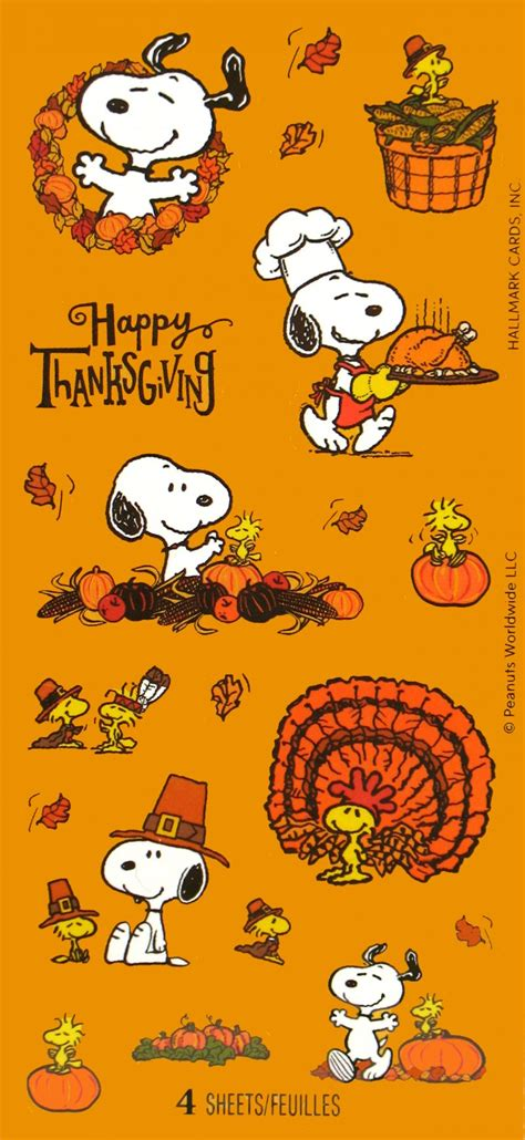 1000+ Images About Snoopypeanuts Thanksgiving On