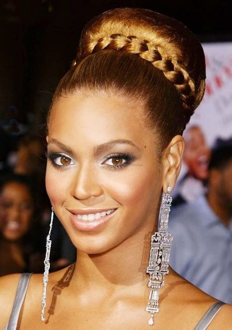 Pictures Of Hairstyles For Black by Black Prom Hairstyles 2017