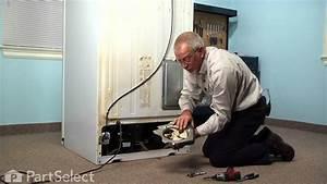 Condenser Fan Motor Replacement Ge Refrigerator
