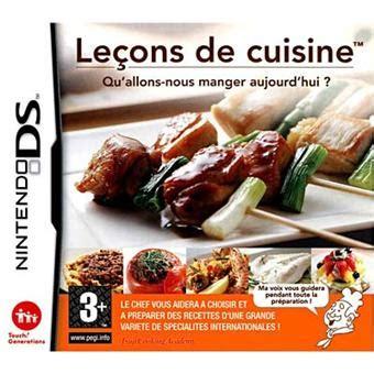 beaucoup de jeux de cuisine leçons de cuisine qu 39 allons nous manger sur jeux