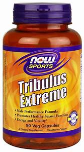 Now Foods Tribulus Extreme - 90 Vcaps