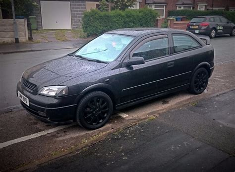 vauxhall astra vxr modified available now cheap vauxhall astra mk4 g 1 8 16v sxi