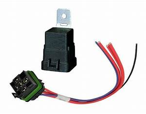 Weatherproof Heavy Duty Hella Spdt Relay  007794301  And Pigtail  H84709001  Kit
