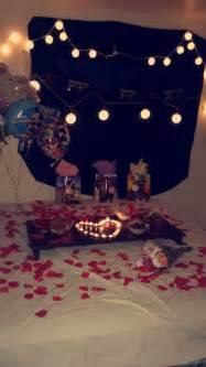 Boyfriend Birthday Surprise