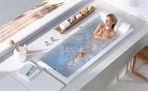 Baignoire A Bulle : baignoires a balneotherapie magasin pour vente de meubles de salle de bains marseille tosolini ~ Melissatoandfro.com Idées de Décoration