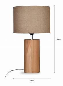 Tall hanborough table lamp buy from period home style for Captured glass floor lamp
