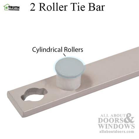 truth hardware  roller tie bar assembly  interlock roller