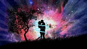 Magazine Wallpaper: Lovers Wallpapers Romantic Backgrounds