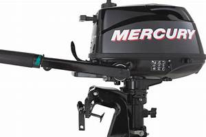 New Mercury Outboard Motors --2 5 Hp To 25 Hp
