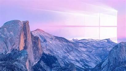 Windows Yosemite Wallpapers Mountain Park National Background