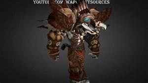 Tauren Druid Tier 6 Armor Set - T6