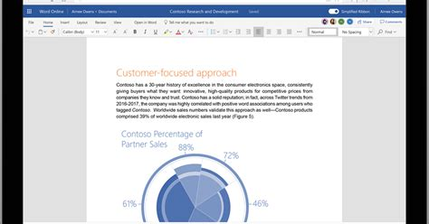 microsoft office s new fluent design overhaul makes it easier to use the verge