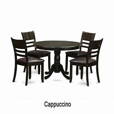 Shop 5piece Small Dining Table And 4 Dinette Chairs