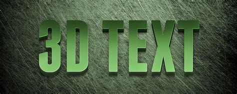 create  editable  text effect  photoshop