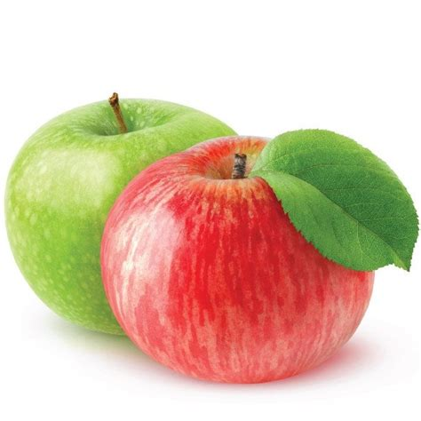 Red and Green Apple's