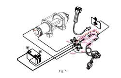 Wiring Diagram For Installing Superwinch Winch