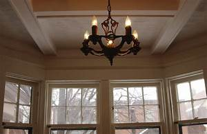 How To Convert A Ceiling Light Fixture Into An Electrical