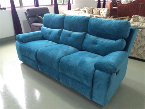 Fabric Sofa Sets For Sale by Bars Furniture Colorful Sofa Set Fabric Recliner Function