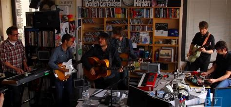 Wilco Tiny Desk 2011 by Wilco On Npr S Tiny Desk Concert Live