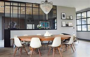 idee deco interieur design en image With meuble d entree maison du monde 19 chaise de cuisine confortable