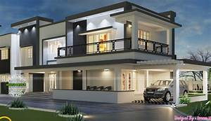 Free Floor Plan Of Modern House Home Design
