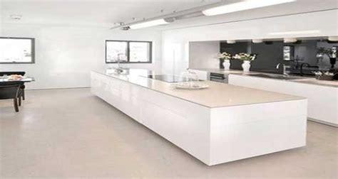 cuisine avec ilo 4 styles déco pour une cuisine blanche deco cool