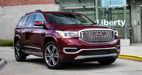 2020 Gmc Acadia Denali by 2020 Gmc Acadia Denali Awd Review Auto Express