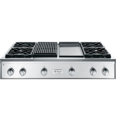 monogram cooktops mjs contract appliance