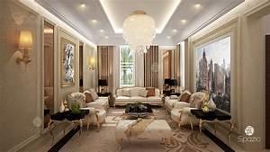 Modern, Villa, Interior, Design, In, Dubai