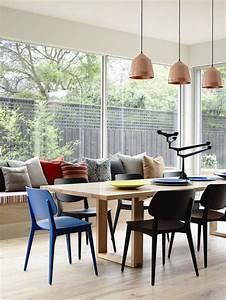 Banquette Salle A Manger : am nagement salle manger moderne meubles peinture d co ~ Premium-room.com Idées de Décoration