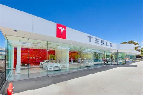 Tesla Dealership and Service Centre - Interlink ECS