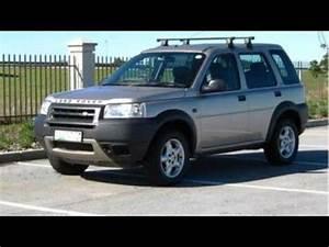 Land Rover Freelander Td4 : land rover freelander td4 2001 youtube ~ Medecine-chirurgie-esthetiques.com Avis de Voitures