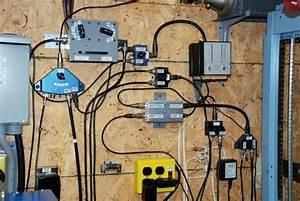 A 700 Watt Ferrite Core 500 Khz 600 Meter Rf Matching Transformer