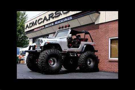 jeep amc 1986 amc jeep cj7 390 on rockwells american dream