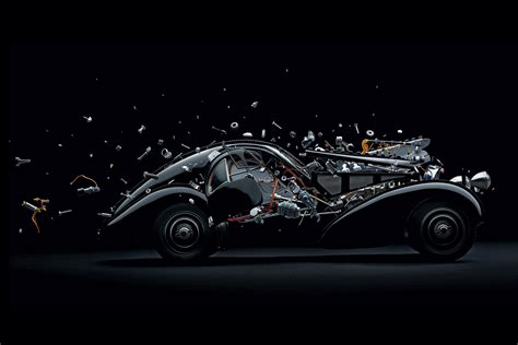 Fabian Oefner's Disintegrating - pictures | Auto Express