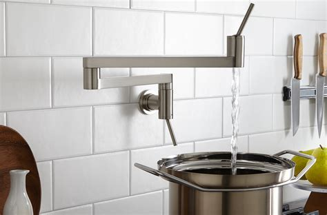 Faucets & Pot Fillers   Tiles Plus