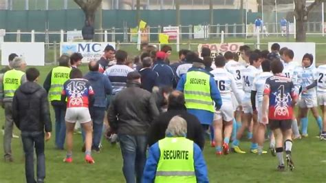 bagarre rugby bagarre rugby jeunes