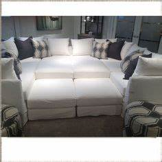 contemporary sectional sofas sectional sofas and mitchell With movie pit sectional sofa