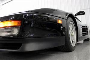 1990 Ferrari Testarossa With Only 29 337 And A 5 Speed
