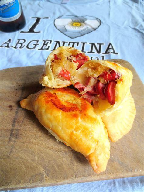 cuisine argentine empanadas défi coupe du monde empanadas finalistes argentine