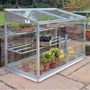 Mini Serre De Balcon : 1000 images about serres de jardin on pinterest ~ Premium-room.com Idées de Décoration