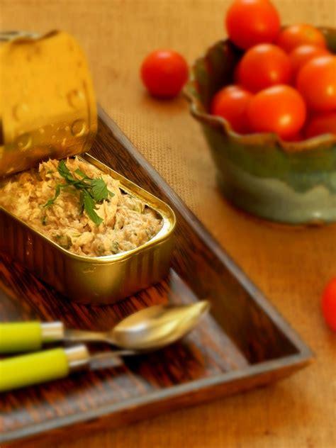 plume cuisine rillettes de sardines une plume dans la cuisine