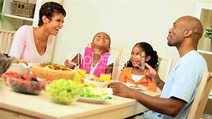 Family Eating Healthy | www.imgkid.com - The Image Kid Has It!