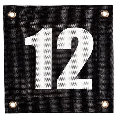 Tourna Court Windscreen Number 12