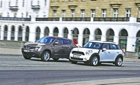 nissan mini car mini countryman nissan juke review first drives review