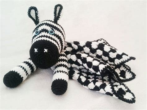 zebra baby crochet blanket  pattern  crochet