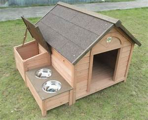 dh 12 dog house outdoor indoor wooden dog house dog With indoor wooden dog house