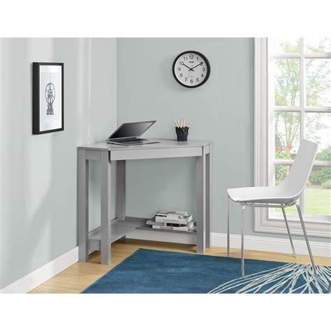 gray corner desk corner desk in gray 9888096com