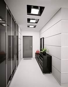 idee deco entree couloir meilleures images d39inspiration With nice couleur pour un couloir 3 deco couloir peinture couleur rangements cate maison